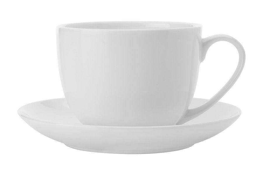 """Чашка с блюдцем """"Кашемир"""" 0.28 л"""