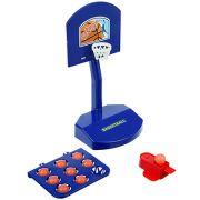 Настольная игра в виде Боулинга/Баскетбола, пластик, металл, 23,5х17х4см
