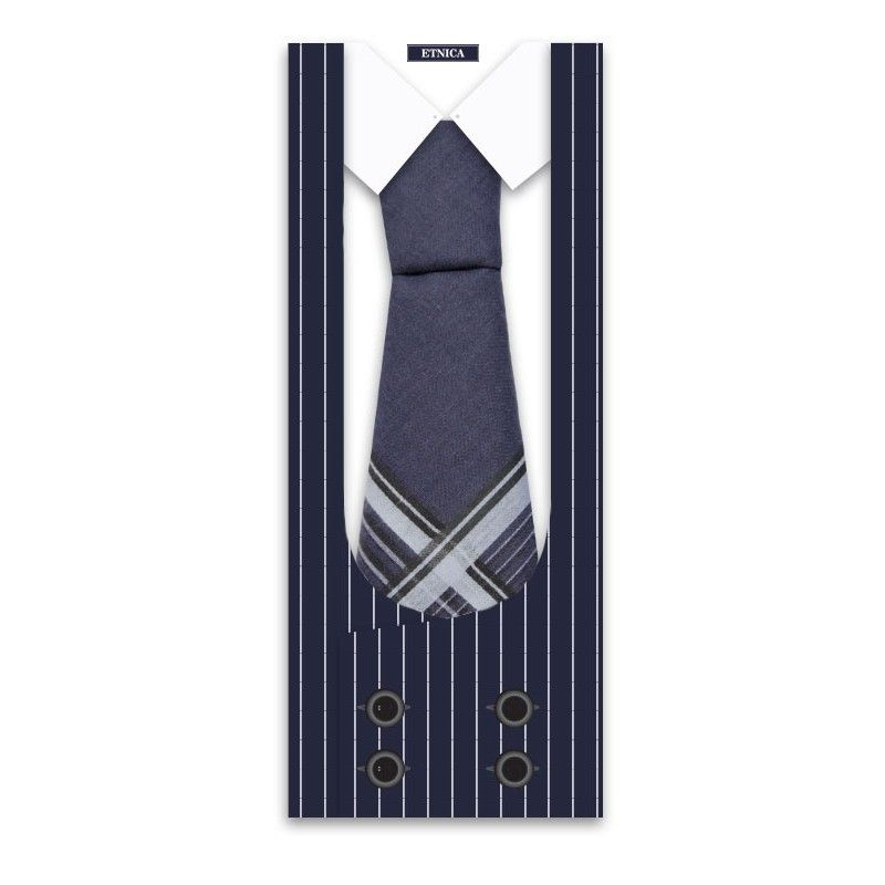 Пс07-2 Подарочный мужской носовой платок, 1 шт., 100% х/б