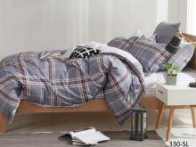 Комплект постельного белья Сатин SL 2-спальный  Арт.20/330-SL