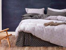 Комплект постельного белья Сатин SL  евро  Арт.31/378-SL