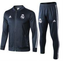 Футбольный тренировочный костюм Реал Мадрид 2018/19