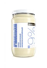 Соус майонезный низкокалорийный ZERO C оливками, Mr. Djemius, 350 г