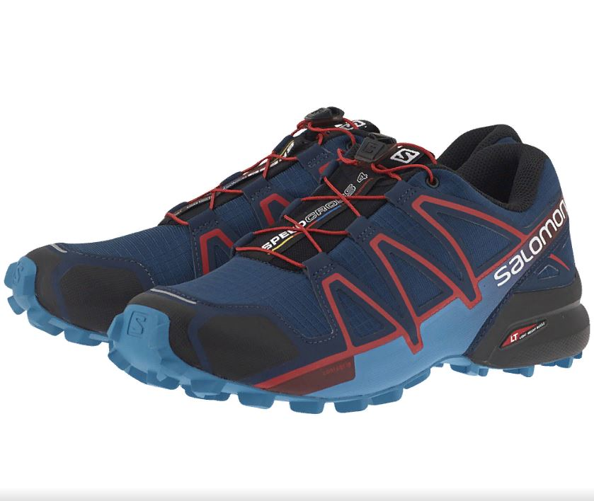 Кроссовки SALOMON SPEED CROSS 4 Poseidon/Haw
