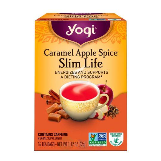 Yogi Tea Чай для диеты Slim Life, 16 пакетиков