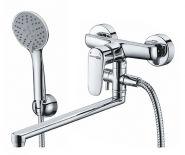 Смеситель для ванны и душа WasserKRAFT Vils 5602L