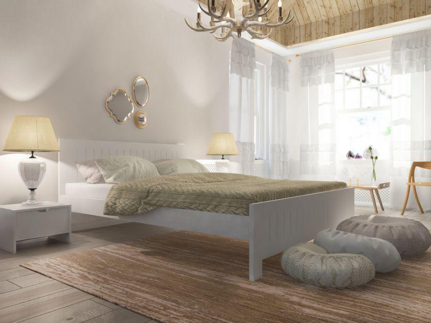 Кровать Vesna Line 3 (сосна) | Орматек