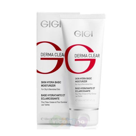 GiGi Увлажняющая база под макияж Derma Clear Skin Hydra Basic Moisturiser