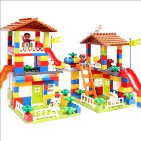 Конструктор Lego Duplo совместимый 178 блоков