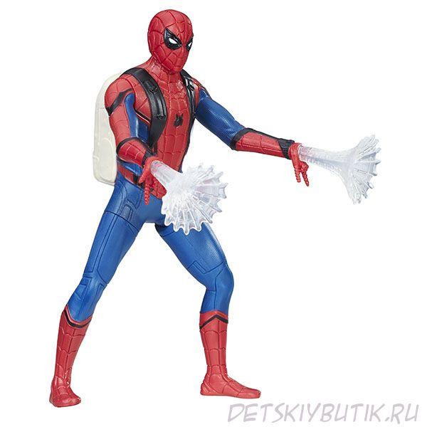 "Фигурка Человека-Паука ""Паутинный город"", Hasbro Spider-Man"