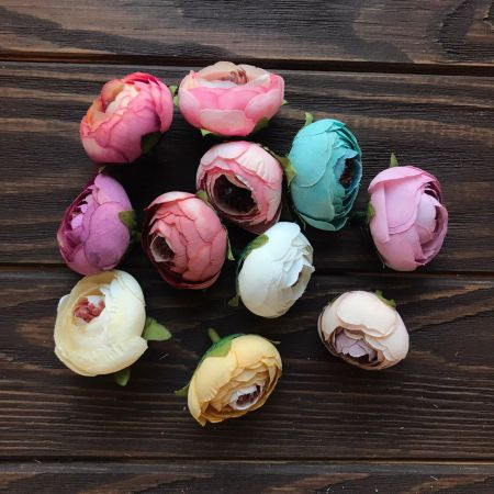 Цветочки и ягодки для букетов, веночков