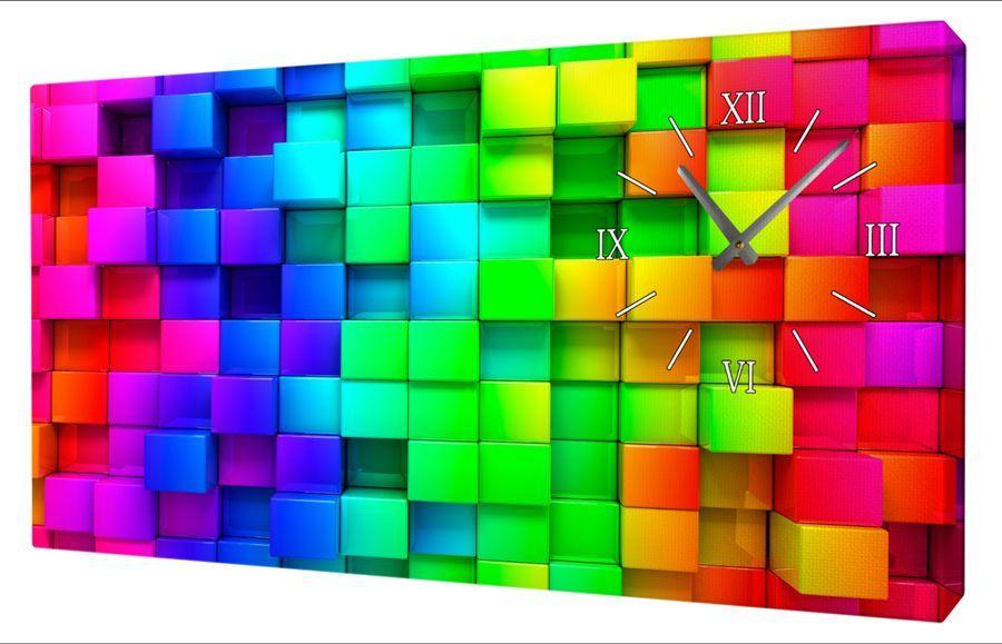 Часы на холсте MDW21