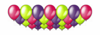 """Набор воздушных шаров с гелием """"Giggle Metallic"""", 25 штук"""