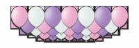 """Набор воздушных шаров с гелием """"Grace"""", 25 штук"""