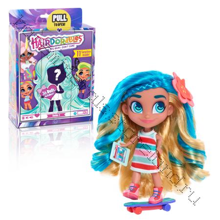 Кукла с сюрпризами Hairdorables