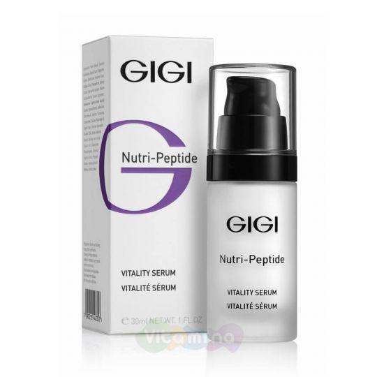 GiGi Оживляющая пептидная сыворотка Nutri Peptide Vitality Serum