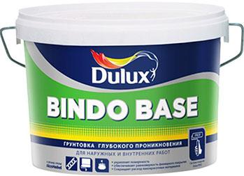 Dulux Bindo Base грунт глубокого проникновения
