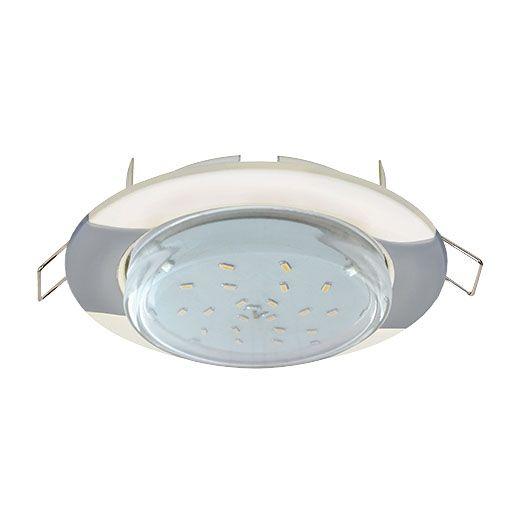 Встраиваемый светильник Ecola FA71H4ECB