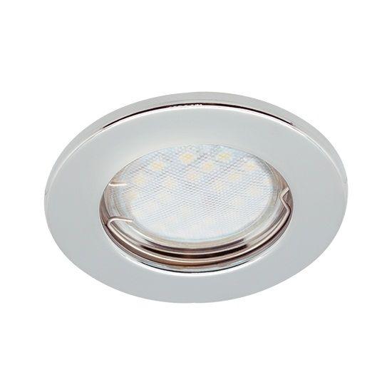 Встраиваемый светильник Ecola FC1621EFY
