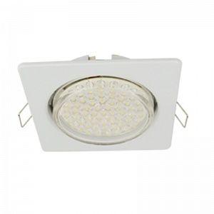 Встраиваемый светильник Ecola FW53N4ECB
