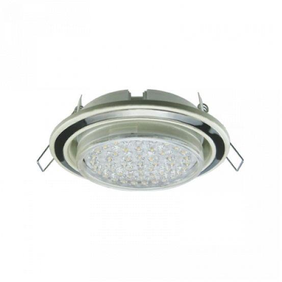 Встраиваемый светильник Ecola FK53H4ECB