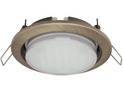 Встраиваемый светильник Ecola FN53H4ECB