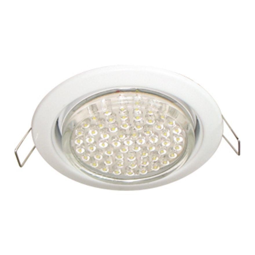 Встраиваемый светильник Ecola FW53P2ECB