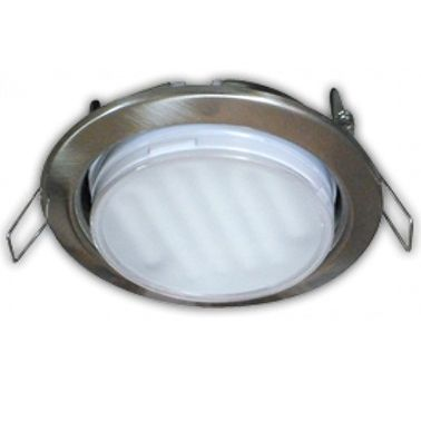 Встраиваемый светильник Ecola FS53P2ECB