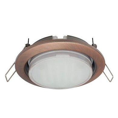 Встраиваемый светильник Ecola FP53P2ECB