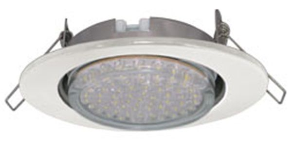Встраиваемый светильник Ecola FW53ELECB