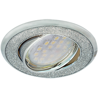 Встраиваемый светильник Ecola FS1624EFY