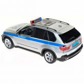 Легковой автомобиль  р/у BMW X5 Полиция, 1:14