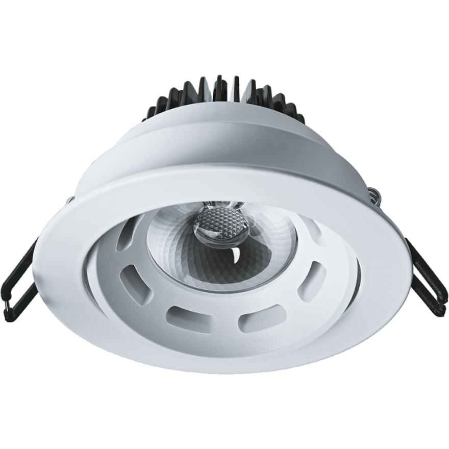 Встраиваемый светильник Navigator NDL-PR2-6W-840-WH-LED 71386