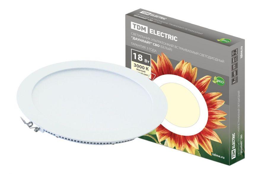 Встраиваемый светильник TDM SQ0329-0009