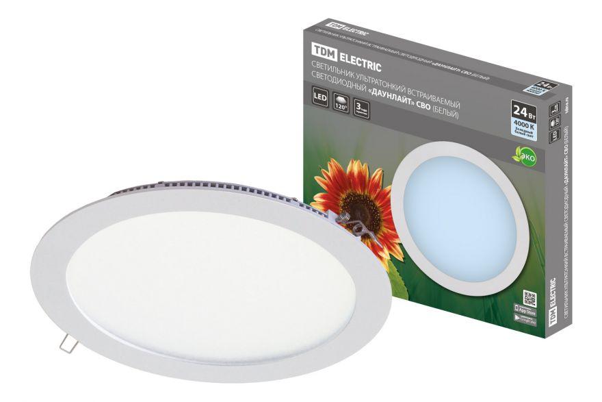 Встраиваемый светильник TDM SQ0329-0237