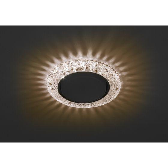 Встраиваемый светильник ЭРА DK LD25 CHP/WH