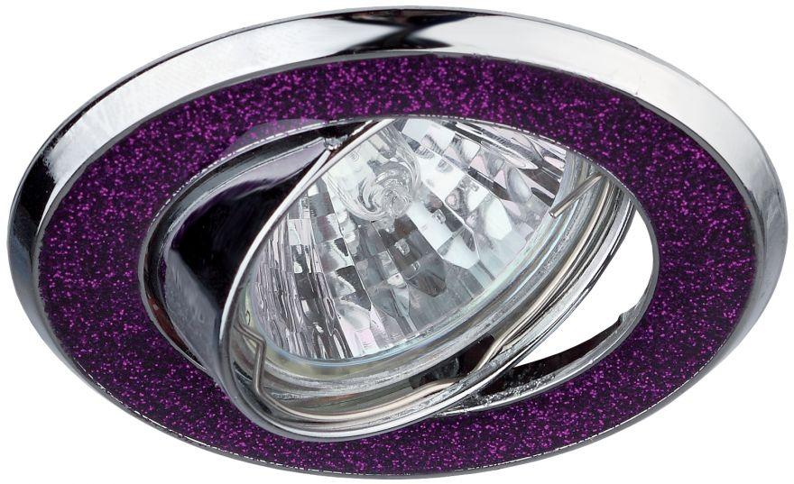 Встраиваемый светильник ЭРА DK18 CH/SH PU