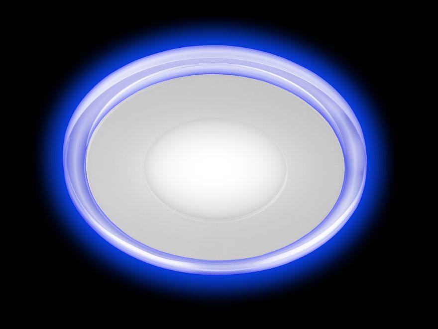 Встраиваемый светильник ЭРА LED 3-6BL