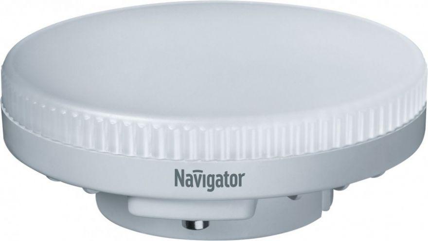 Светодиодная лампа Navigator GX53 6W(460lm) 4000 4K матов. 27x75 пластик NLL-GX53-6-230-4K (10!) 94248