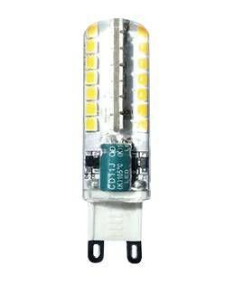 Светодиодная лампа Ecola G9 5W 4200K 4K 320° 58x16 Premium G9QV50ELC
