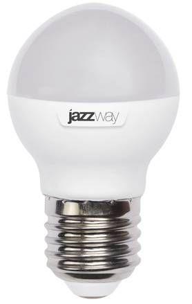 Светодиодная лампа Jazzway Шар G45 E27 9W 5000K 4K PLED-SP .2859662