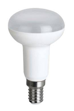 Светодиодная лампа Ecola R50 E14 8W 6500K 6K 87x50 G4SD80ELC