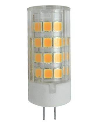 Светодиодная лампа Ecola G4 220V 4W 2800K 2K 320° 43x15 G4RW40ELC