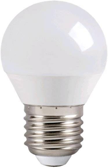 Светодиодная лампа IEK шар G45 E27 7W(500lm) 3000K 2K 78x45 матов. ECO LLE-G45-7-230-30-E27
