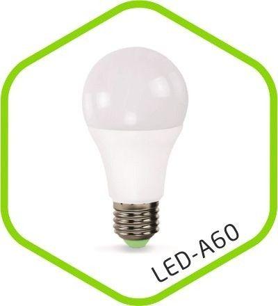 Светодиодная лампа ASD ЛОН A60 E27 15W 4000К 4K 111x62 пластик/алюм standard 2101
