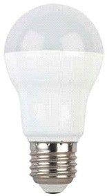Светодиодная лампа Ecola ЛОН A55 E27 8.2W (8W) 4000K 4K 108x55 пласт./алюм. D7LV82ELC