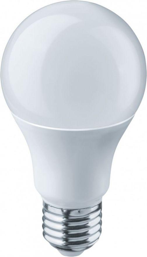 Светодиодная лампа Navigator ЛОН А60 E27 10W 60х112 для растений NLL-FITO-A60-10-230-E27 61202