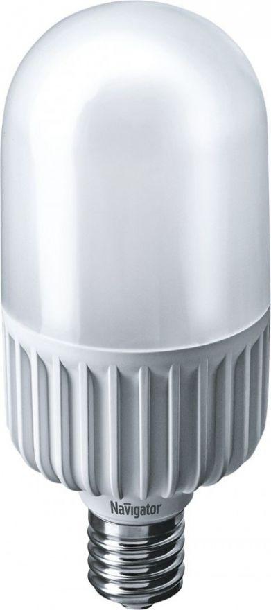 Светодиодная лампа Navigator мощная E40 45W(4000lm) 4000 4K 250x105 40000h NLL-T105-45-230-840-E40 (10!) 94340