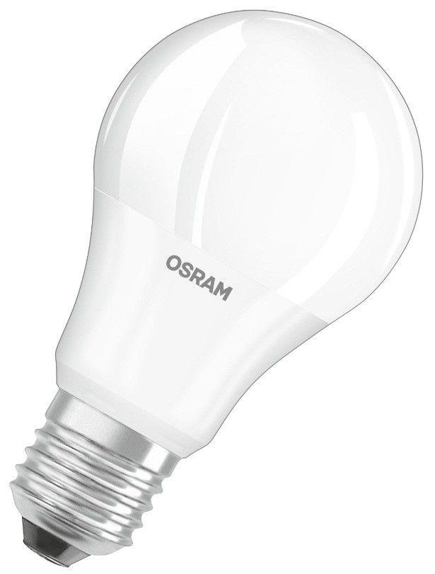 Светодиодная лампа Osram ЛОН A60 E27 6.8W(600lm) 2700K 2K (6W) 110x60 мат. (аналог 60Вт) 4052899971530