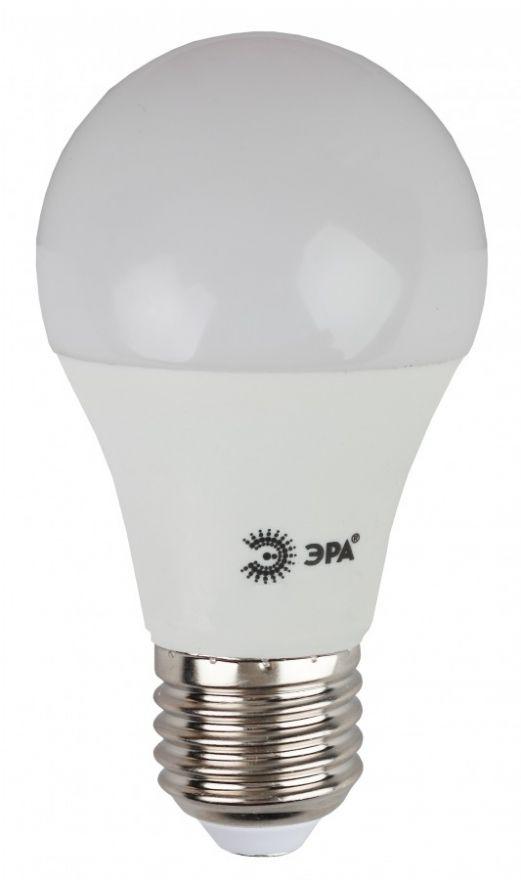Светодиодная лампа ЭРА eco ЛОН A60 E27 10W(800lm) 2700K 2K 110x60 A60-10w-827-E27  6703
